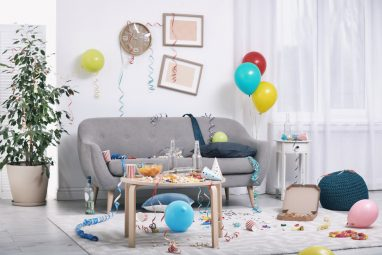 Party Time! Prevent Floor Damage this Holiday Season